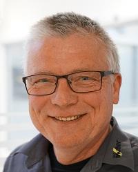 Michael Eck : Projektleiter Elektrotechnik