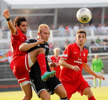 FC Würzburger Kickers - FC Memmingen