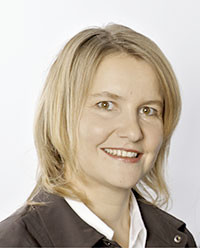 Elke Wiemer : Leitung Büroteam