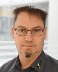 Alexander Steinborn : Projektleiter Elektrotechnik